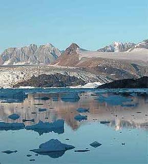 La capa de hielo de Groenlandia está perdiendo masa de forma acelerada