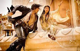 La película de Prince of Persia triunfa en los primeros tests de screening previos