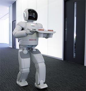 Humanoides y robots en la mayor feria mundial en Tokyo