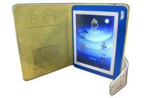 Lanzan el primer lector de libros electrónicos para niños