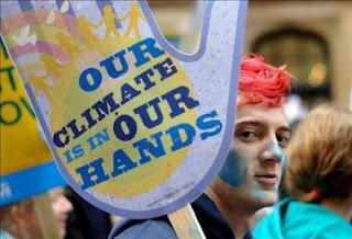 La Cumbre de Copenhague sobre el cambio climático toma el pulso a la Tierra