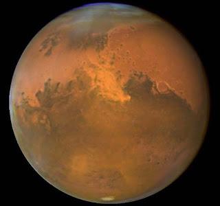 El misterioso metano de Marte puede ser una evidencia de vida