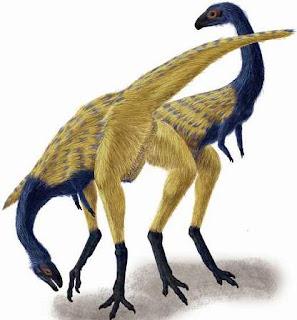 Limusaurus inextricabilis, un dinosaurio clave en la transición a las aves