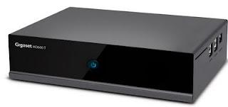 Gigaset HD600 T, mediacenter con sintonizador TDT de alta definición