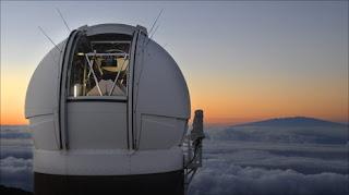 En busca de asteorides que podrían impactar en la Tierra