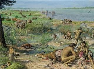 El más antiguo asentamiento humano del norte de Europa