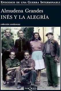 'Inés y la alegría' (Tusquets)