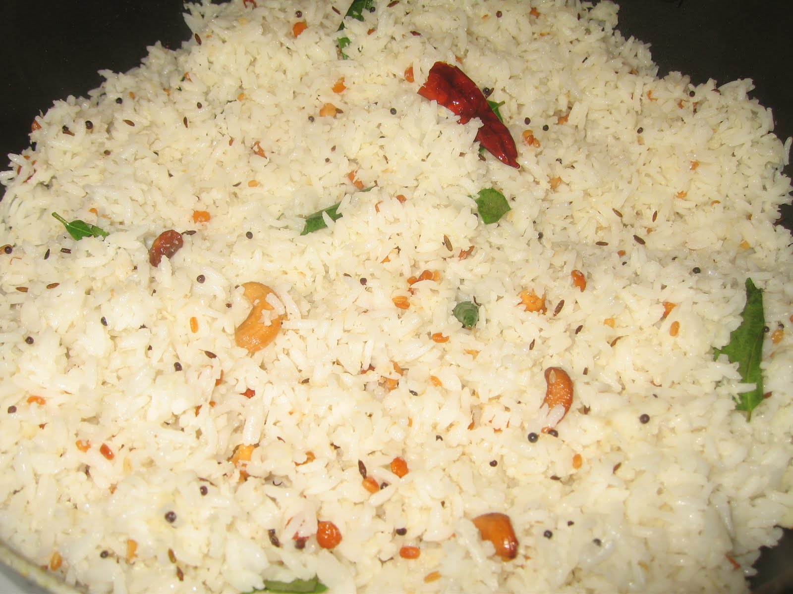 SUMADHURA: Tried and Tasted : Coconut Rice from Sailu's Kitchen