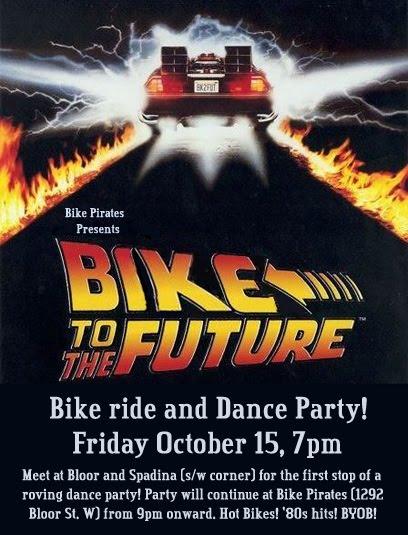 Party Bike Pirates