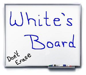 White's Board