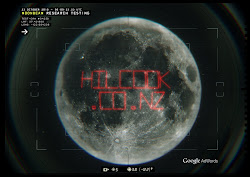 Hil Cook made it to the moon!