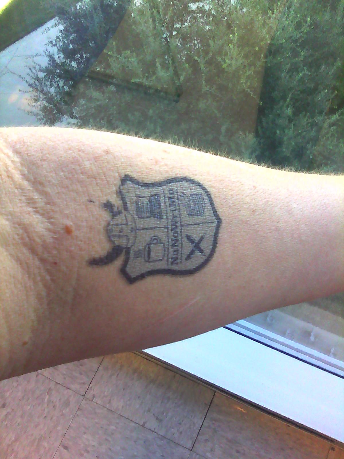 foot tattoos wording