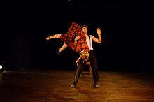 Cours de Danse/théâtre au Point Ephémère 2010/11