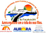Vem aí o 1º Encontro Nacional dos Filhos e Amigos de Aurora