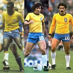 Seleção Brasileira Nossa Pátria de Chuteira