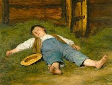 dormir a pierna suelta...