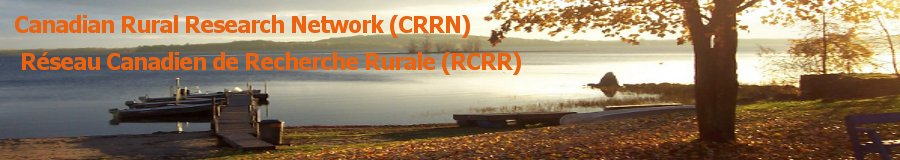 Canadian Rural Research Network (CRRN) <br> Réseau Canadien de Recherche Rurale (RCRR)
