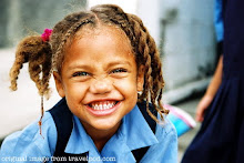 'The Cutest Girl In The World!' taken by Kristin in Soufrière, Saint Lucia