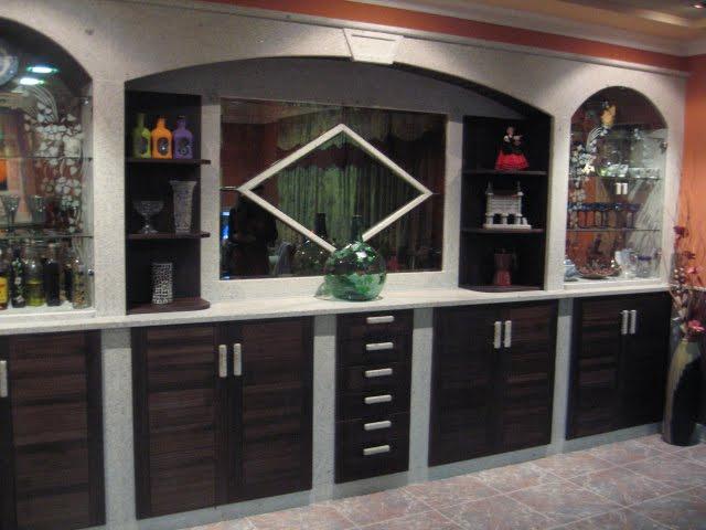 mueble de comedor/ sala