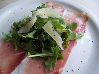 Prosciutto Arugula Prosciutto Arugula Salad