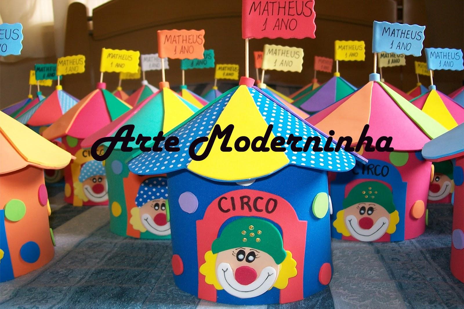 Circo Chegou