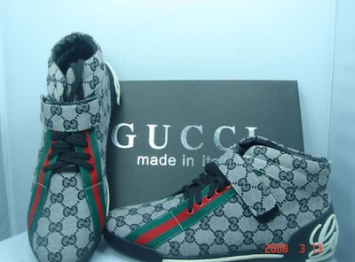 Crazy Gucci Shoes Soulja Boy
