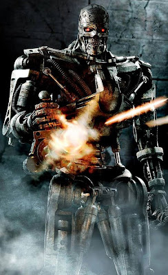 T 600 Terminator Salvation TERMINATOR ¿ SALVATION ?