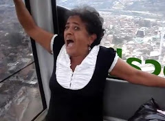 Doña Gloria, la llorona del MetroCable