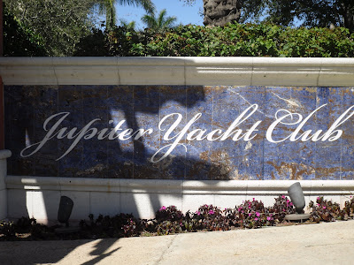 ... is the waterfront community of Jupiter Yacht Club.
