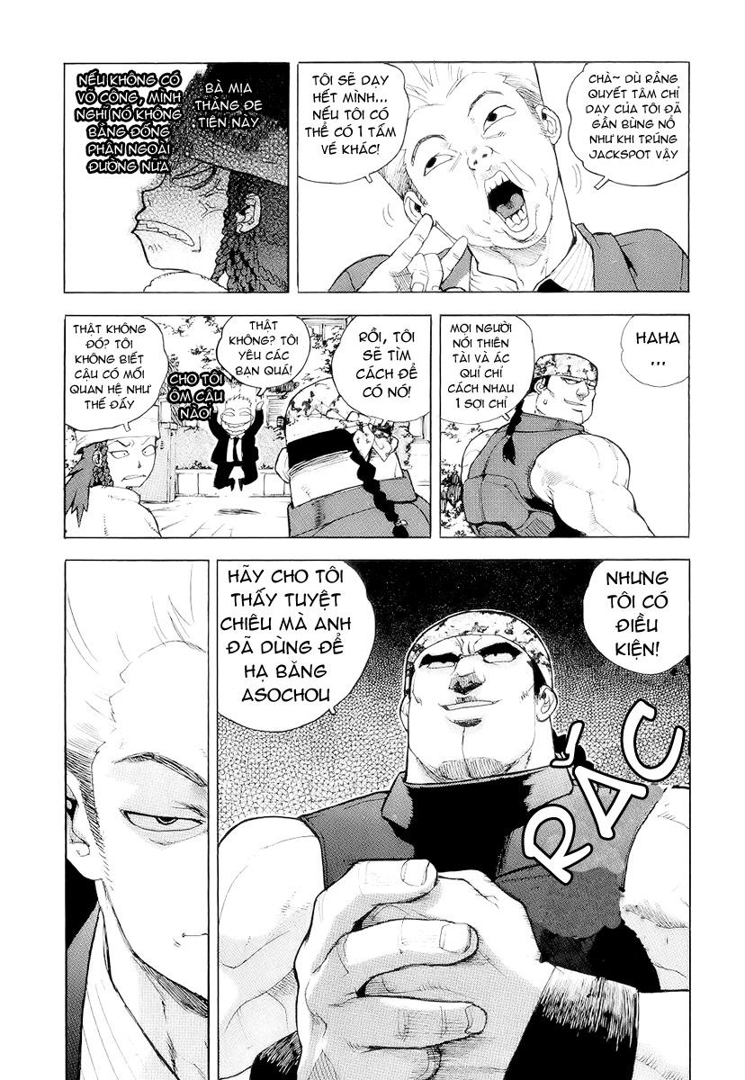 Aiki chap 42 - Trang 5
