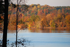 Fall on Lake Norman...