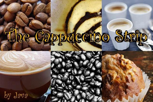 The Cappuccino Strip