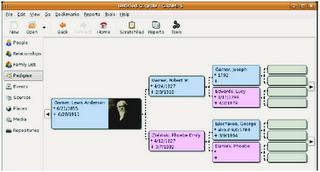 Silsilah keluarga simple family tree cara mudah membuat membantu untuk menyimpan merubah dan melakukan penelitian terhadap data silsilah keluarga di gramps anda akan dapat menyusun dan merubah ccuart Gallery