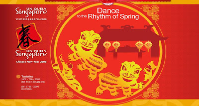 Celebrate Spring at the Chinese New Year Festival in Singapore