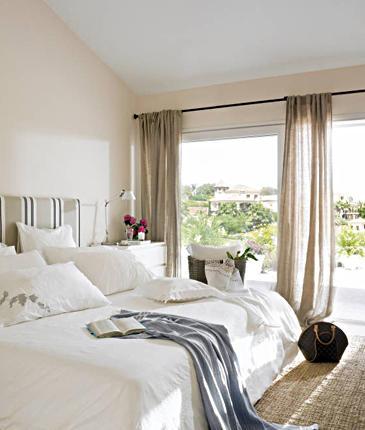 Decorando ambientes casas para admirar - Habitacion de invitados ...