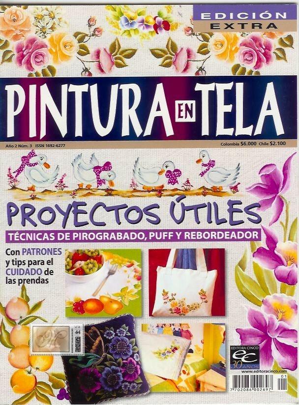 Revistas De Manualidades En Tela Online