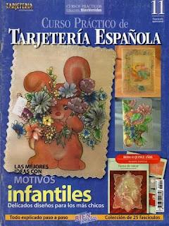 00 Tarjeteria Española Nro. 11