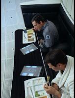 IPAD 2001 Odisea en el espacio