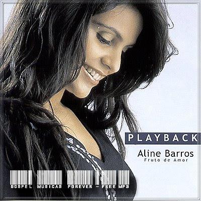 Aline Barros - Fruto de Amor - Playback - 2003