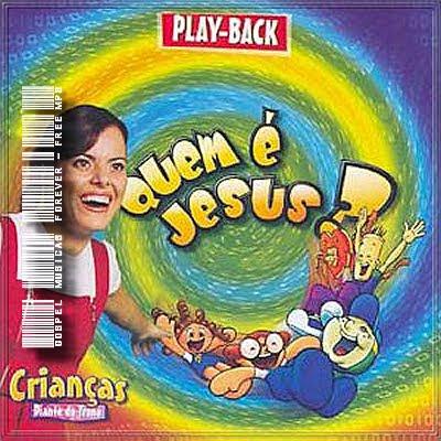 Diante Do Trono Crianças - Quem É Jesus - Volume 3 - Playback - 2004