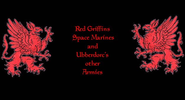 Red Griffins Space Marines