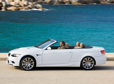 CAR SERIES  BMW M3 Convertible car review and specification offers