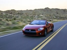 Mitsubishi Eclipse Spyder GT Car Picture