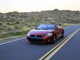 Mitsubishi Eclipse Spyder GT Car Picture