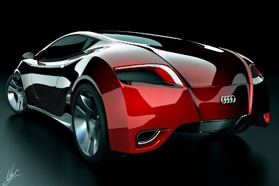 Audi Spider Concept 2010 Car Picture