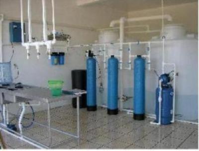 Arkangeles guardianes proyecto agua fime for Plantas de purificacion