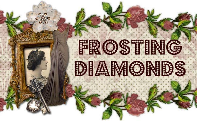 FROSTING DIAMONDS
