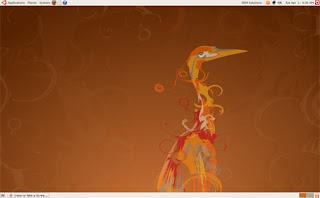 tampilan dekstopo ubuntu