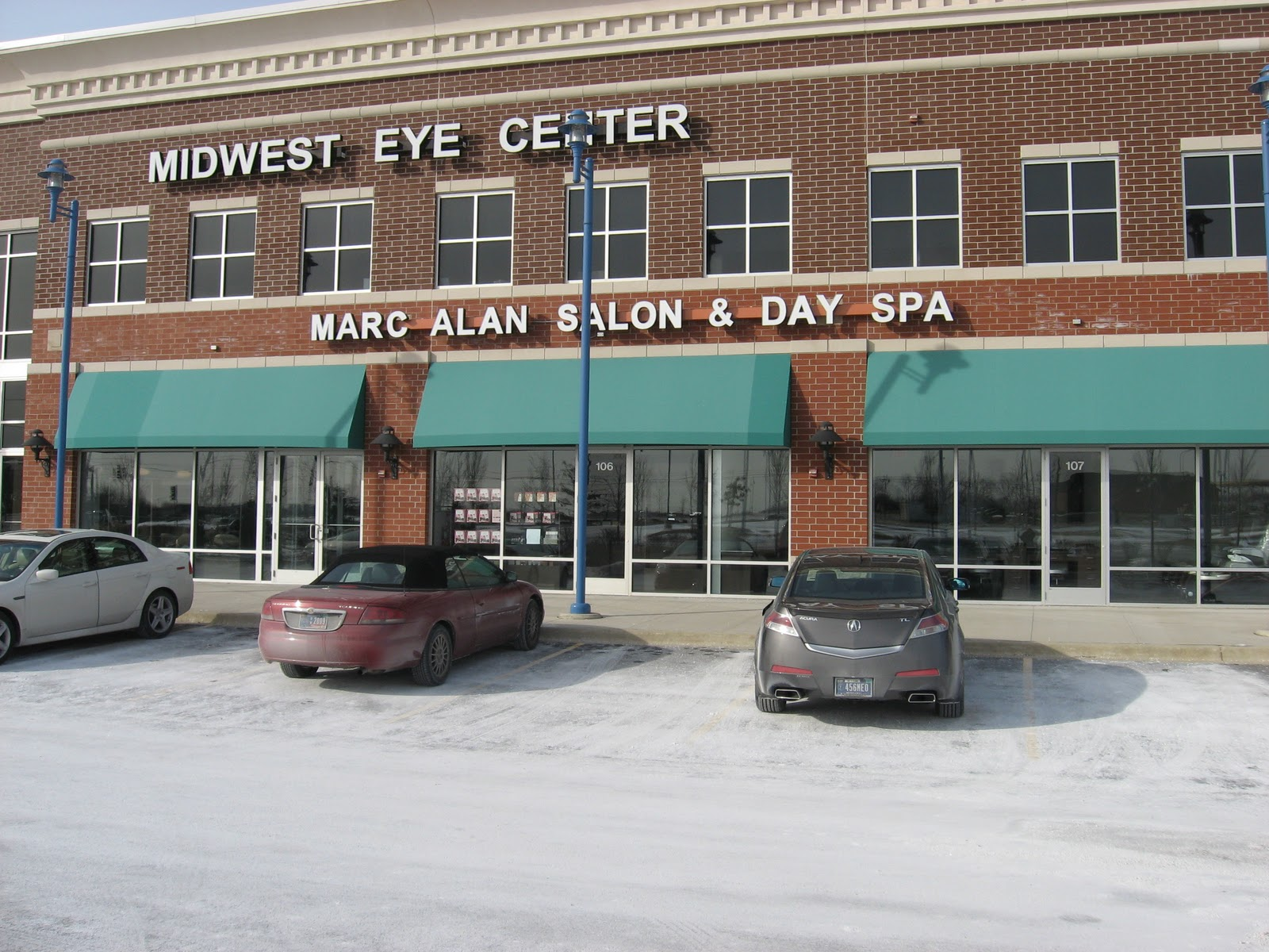 Marc Alan Salon And Day Spa Hours