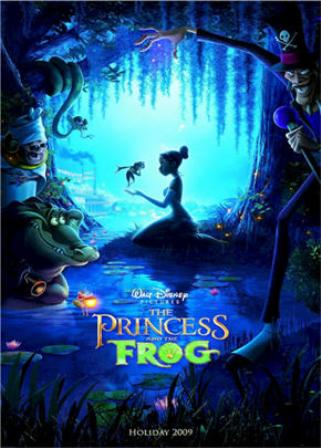 the princess and the frog tiana and naveen. Her mother tells the story of